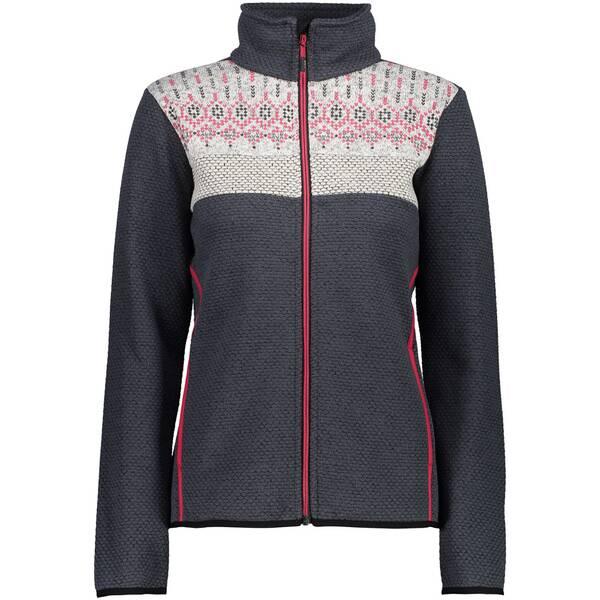 CMP Damen Unterjacke WOMAN JACKET | Bekleidung > Pullover > Pullunder | CMP