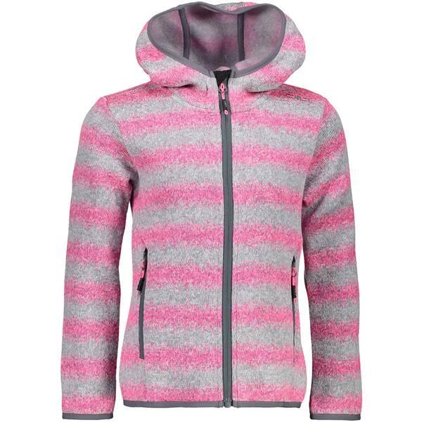 CMP Kinder Sweatshirt GIRL JACKET FIX HOOD