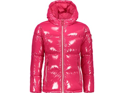 CMP Kinder Jacke GIRL JACKET FIX HOOD Pink