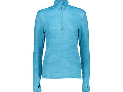 CMP Damen Sweatshirt WOMAN SWEAT Blau