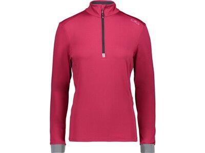CMP Damen Sweatshirt WOMAN SWEAT Pink
