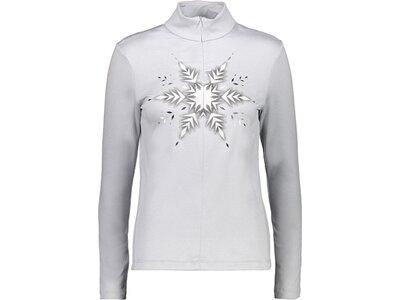 CMP Damen Sweatshirt WOMAN SWEAT Silber
