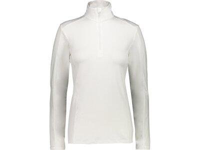 CMP Damen Sweatshirt WOMAN SWEAT Weiß