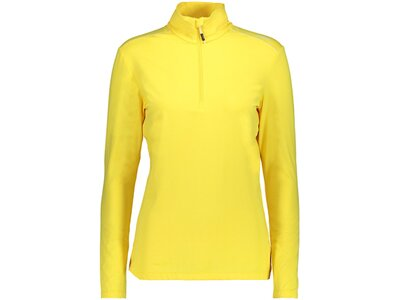 CMP Damen Sweatshirt WOMAN SWEAT Gelb