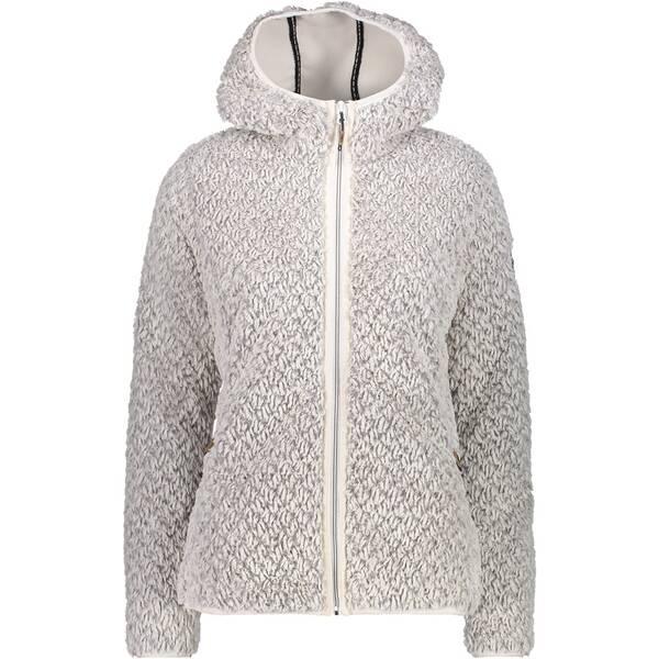CMP Damen Sweatshirt WOMAN JACKET FIX HOOD