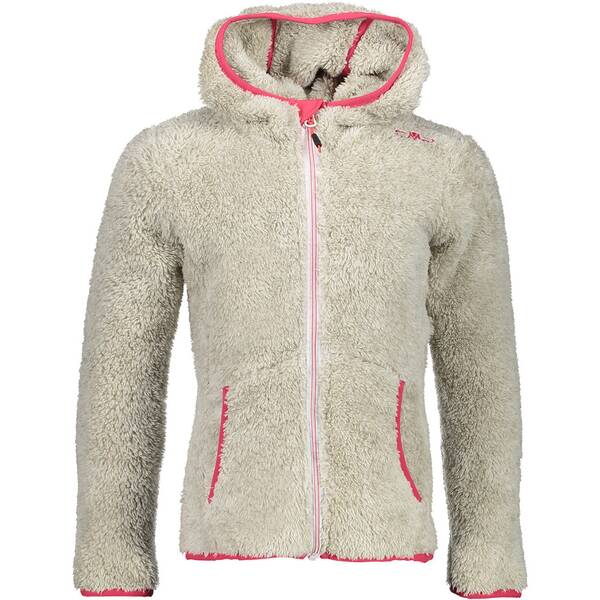 CMP Kinder Sweatshirt GIRL JACKET FIX HOOD