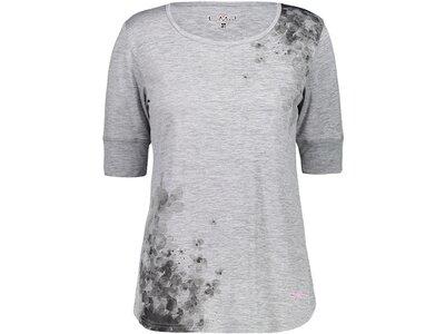 CMP Damen T-Shirt Silber