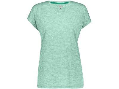 CMP Damen T-Shirt Grün
