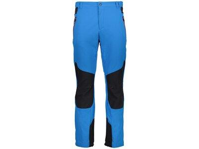 CMP Herren Outdoor-Hose MAN PANT LONG Blau