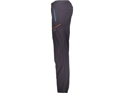 CMP Herren Outdoor-Hose MAN PANT LONG Grau
