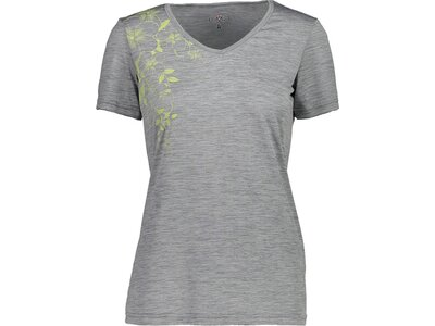 CMP Damen T-Shirt Grau