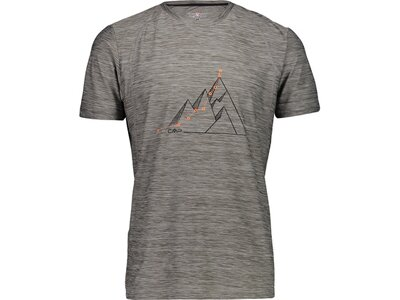 CMP Herren T-Shirt Grau