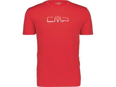 CMP Herren T-Shirt Rot