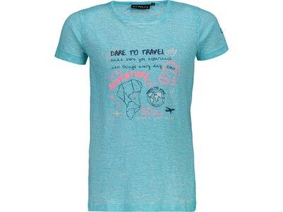 CMP Kinder T-Shirt Blau