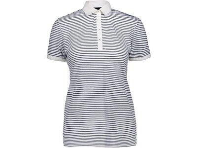 CMP Damen Poloshirt WOMAN POLO Weiß