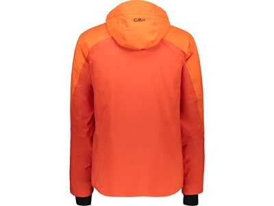 CMP Herren Jacke MAN JACKET FIX HOOD Orange