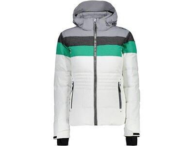 CMP Damen Skijacke Weiß