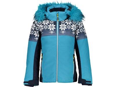 CMP Mädchen Kinder Skijacke Blau