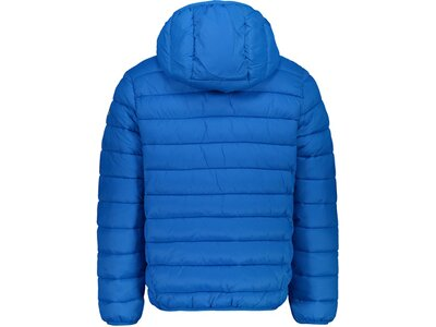 "CMP Jungen Steppjacke ""Boy Jacket Fix Hood"" Blau"
