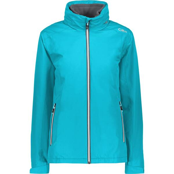 CMP Damen Jacke WOMAN JACKET ZIP HOOD   DETACHBLE I