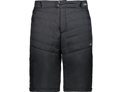 CMP Herren Shorts MAN PANT Schwarz