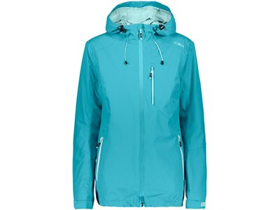 CMP Damen Outdoorjacke WOMAN JACKET FIX HOOD Blau