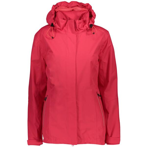 CMP Damen Outdoorjacke WOMAN JACKET ZIP HOOD