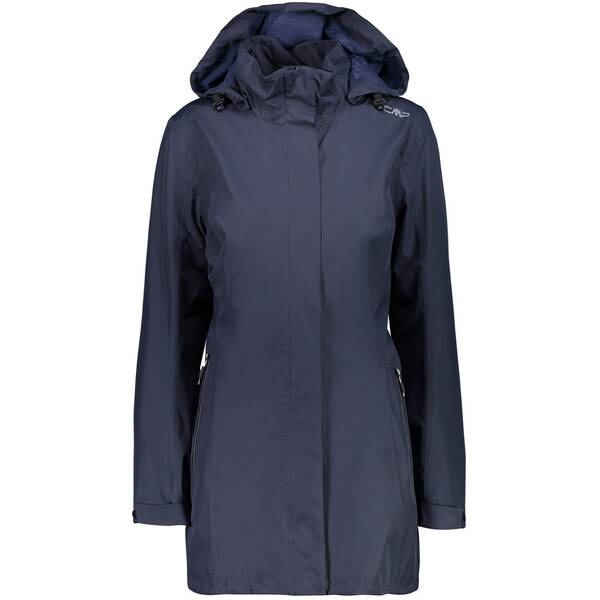 CMP Damen Outdoorjacke WOMAN PARKA ZIP HOOD