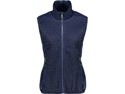 CMP Damen Outdoorweste Blau