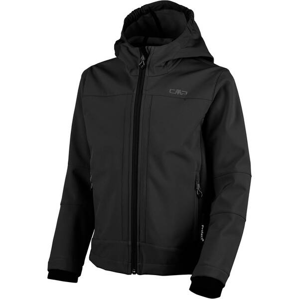 CMP Kinder Softshelljacke BOY JACKET FIX HOOD
