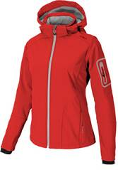 CMP Damen SOFTSHELL JACKET ZIP HOOD