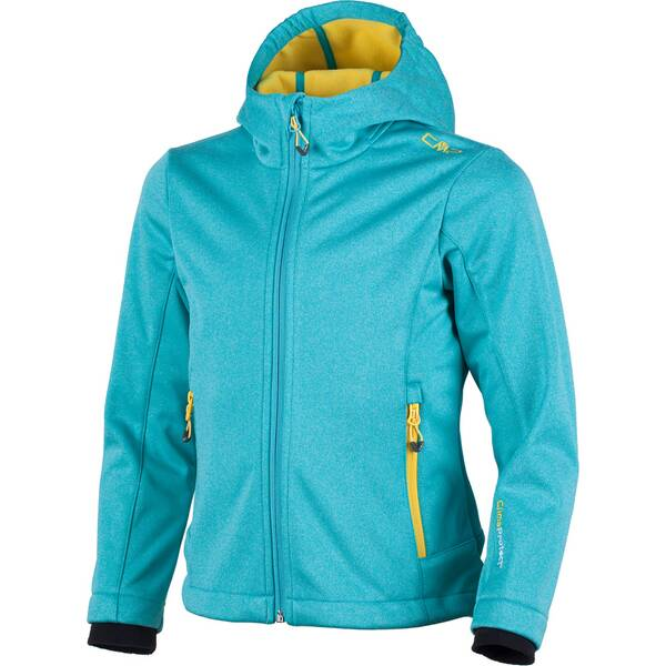 CMP Kinder Softshelljacke GIRL JACKET FIX HOOD