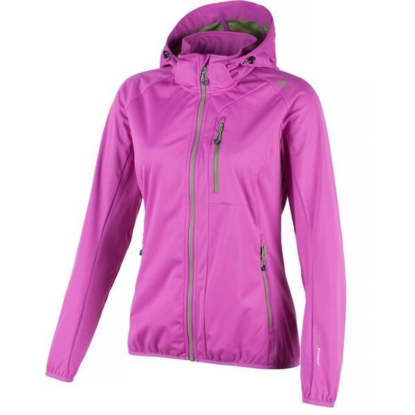 CMP Damen Softshelljacke Zip Hood Clima Protect