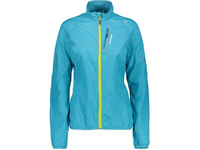CMP Damen Trail-Running-Jacke WOMAN JACKET Blau