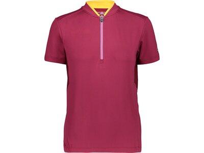 CMP Damen T-Shirt WOMAN BIKE T-SHIRT Rot