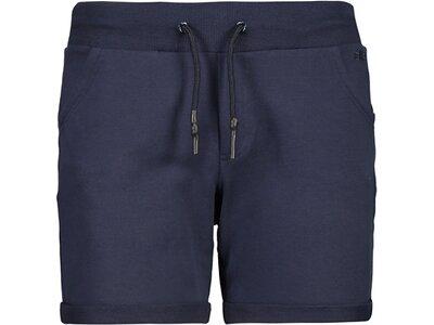 CMP Damen Shorts WOMAN BERMUDA Blau