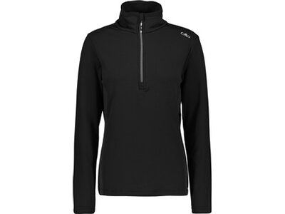 CMP Damen Sweatshirt WOMAN SWEAT Schwarz
