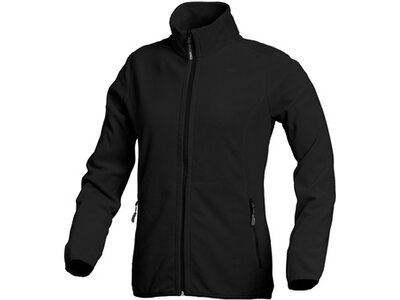 CMP Damen Unterjacke WOMAN FLEECE JACKET Schwarz