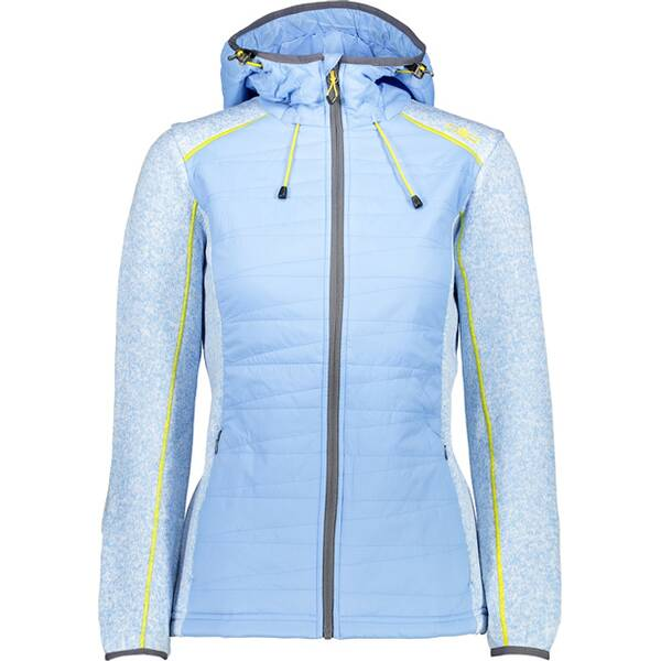 CMP Damen FIX HOOD HYBRID JACKET