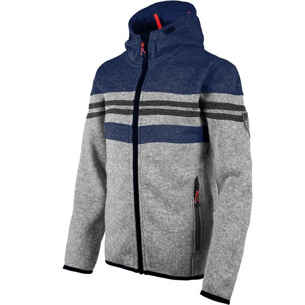 CMP Kinder FLEECE JACKET FIX HOOD