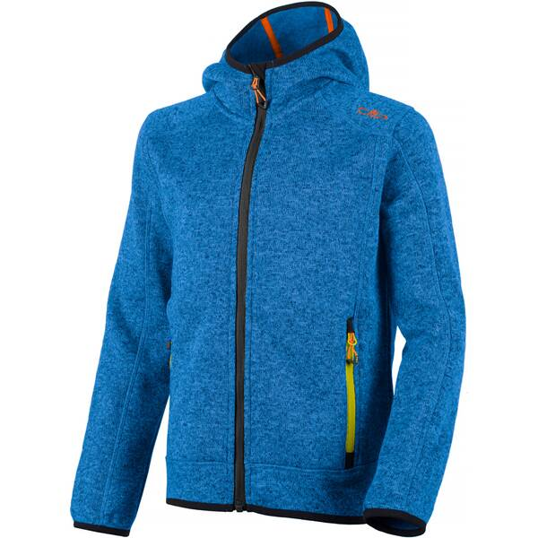 CMP Kinder Sweatshirt BOY JACKET FIX HOOD