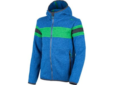 CMP Kinder Kapuzensweat Fix Hood Jacket Blau