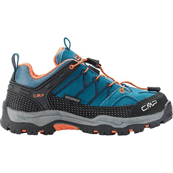 CMP Kinder Trekking-Halbschuhe KIDS RIGEL LOW TREKKING SHOES WP