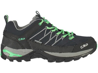 CMP Damen Trekking-Halbschuhe RIGEL LOW WMN TREKKING SHOES WP Grau