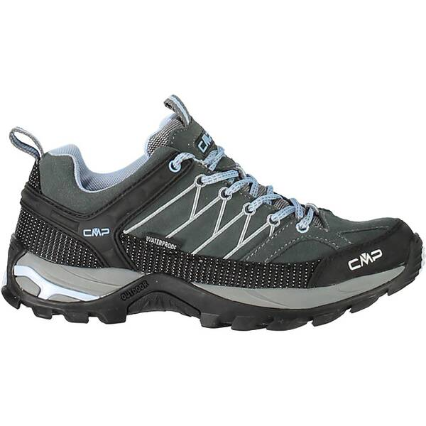 CMP Damen Trekking-Halbschuhe RIGEL LOW WMN TREKKING SHOES WP