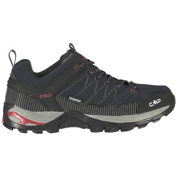 CMP  Trekking-Halbschuhe RIGEL LOW TREKKING SHOES WP