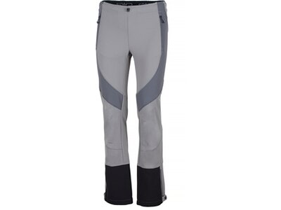 CMP Damen STRETCH LONG PANT Grau
