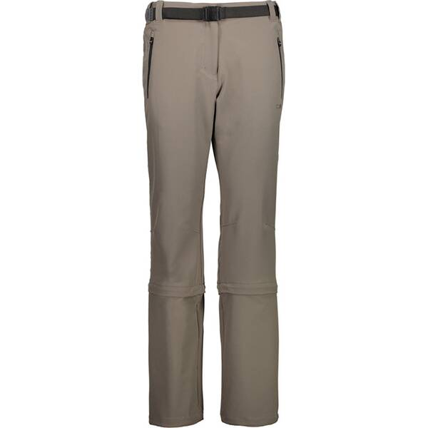 CMP Damen Zip Off-Hose WOMAN PANT ZIP OFF
