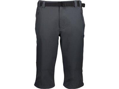 CMP Herren Shorts MAN CAPRI Grau