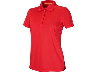 CMP Damen T-SHIRT Rot